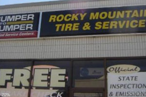 Rocky Mountain Tire Service Tires Murray Utah Auto Repair